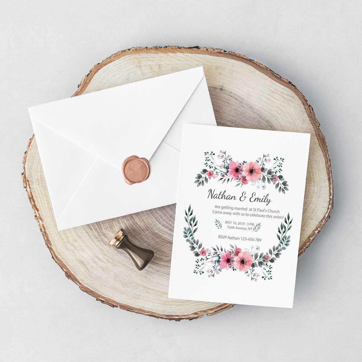 Rsvp Greeting Cards Blitzprinthouse