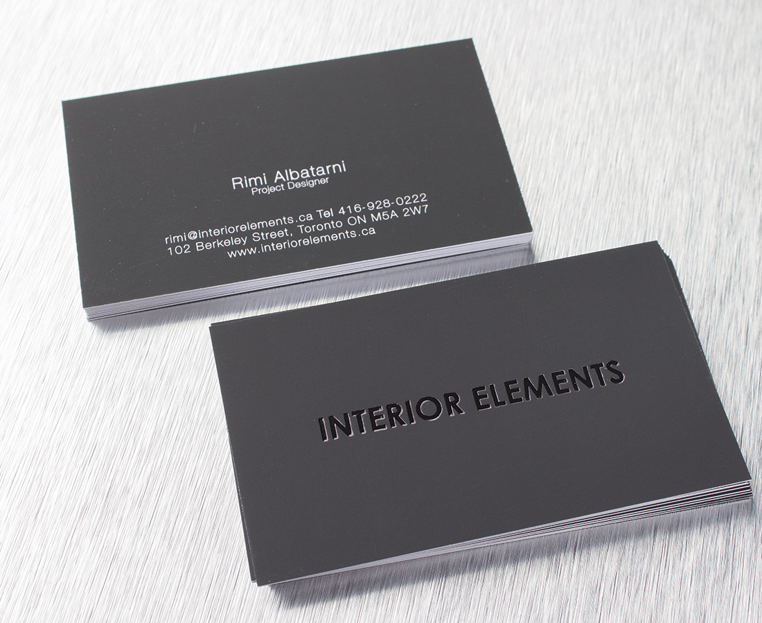 Premium Printing Services, Business Cards | Blitz Print House