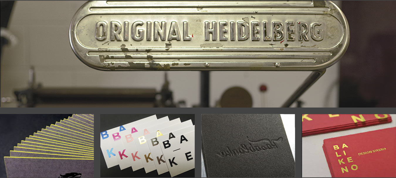 Premium Printing Services, Business Cards | Blitz Print House