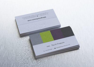 Blitz Business Card