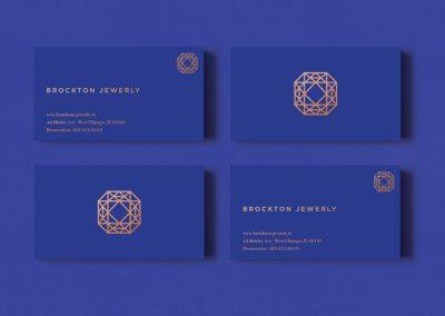 Brockton Card