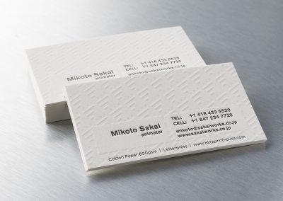 Mikoto Card