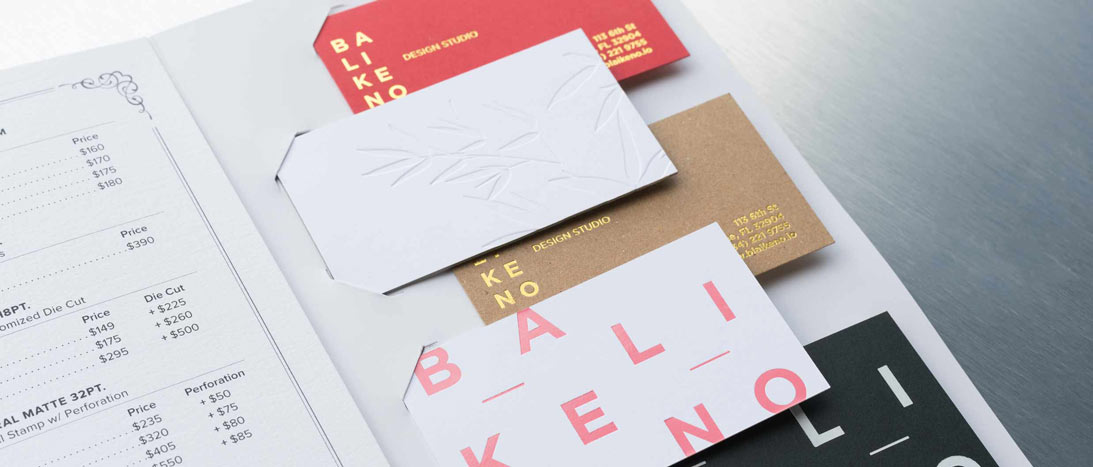 Premium Business Cards Printing Toronto